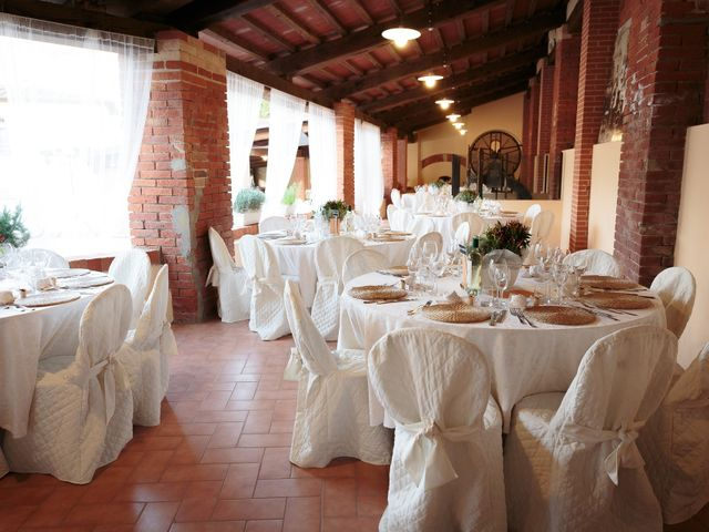 Il matrimonio di Riccardo e Martina a Arezzo, Arezzo 35