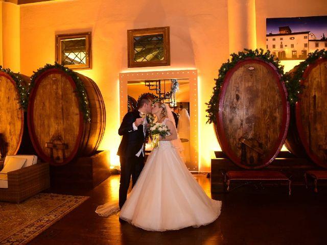 Il matrimonio di Alessandro  e Vanessa  a Montespertoli, Firenze 7