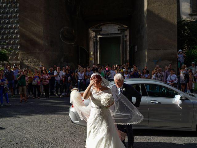 Il matrimonio di Pierfrancesco e Federica a Pozzuoli, Napoli 13