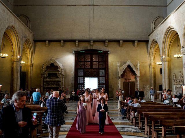 Il matrimonio di Pierfrancesco e Federica a Pozzuoli, Napoli 14