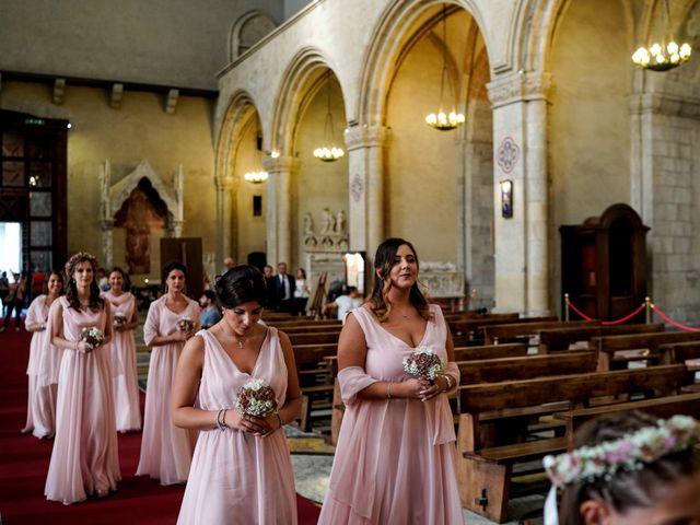 Il matrimonio di Pierfrancesco e Federica a Pozzuoli, Napoli 15