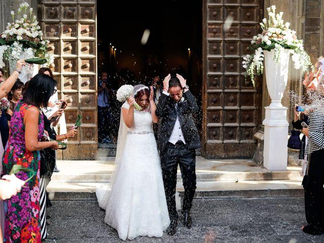 Il matrimonio di Pierfrancesco e Federica a Pozzuoli, Napoli 18