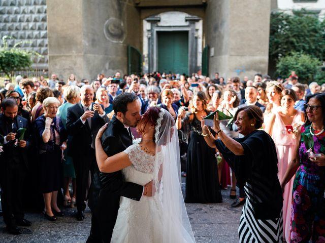 Il matrimonio di Pierfrancesco e Federica a Pozzuoli, Napoli 19