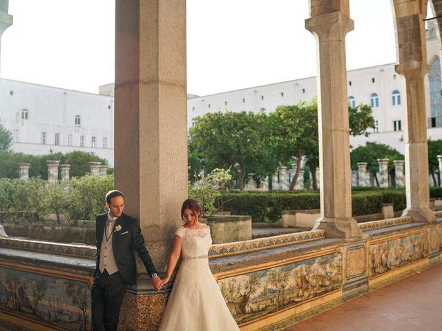 Il matrimonio di Pierfrancesco e Federica a Pozzuoli, Napoli 24