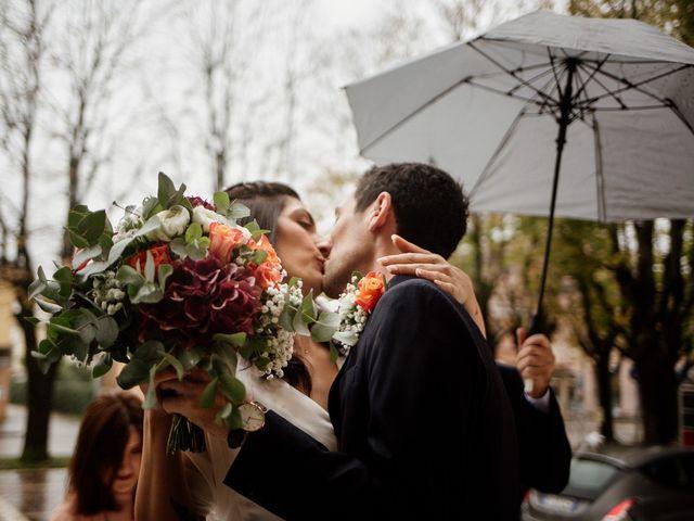 Il matrimonio di Alfonso e Sorela a Castenaso, Bologna 12
