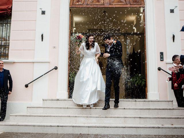 Il matrimonio di Alfonso e Sorela a Castenaso, Bologna 21