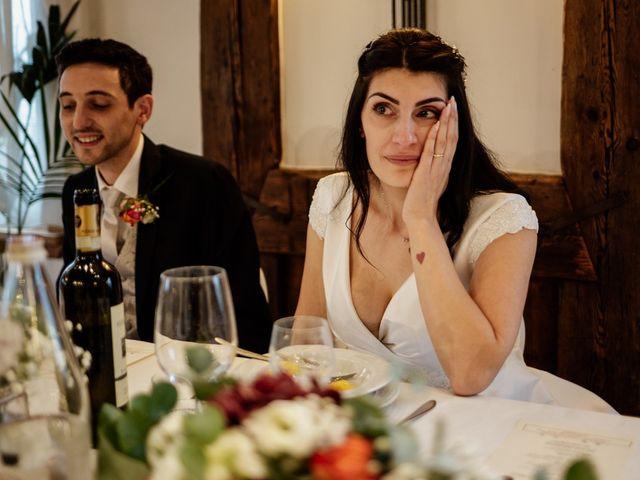 Il matrimonio di Alfonso e Sorela a Castenaso, Bologna 35