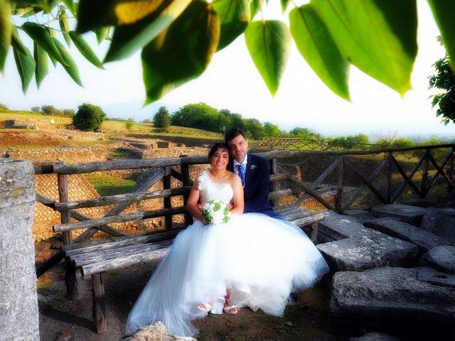 Il matrimonio di Carlo e Pina a Venticano, Avellino 7