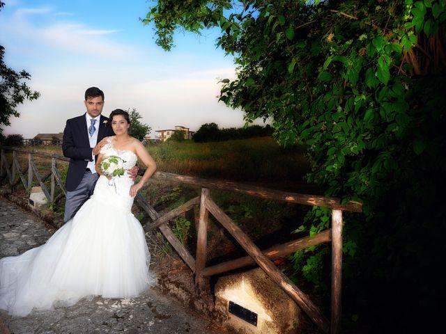 Il matrimonio di Carlo e Pina a Venticano, Avellino 10
