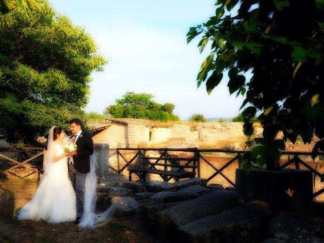 Il matrimonio di Carlo e Pina a Venticano, Avellino 11