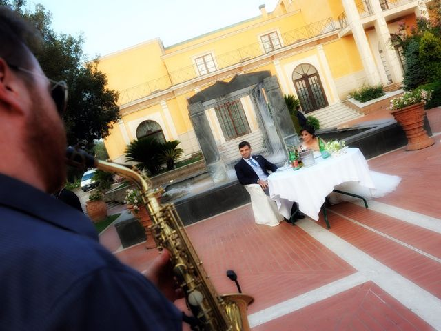 Il matrimonio di Carlo e Pina a Venticano, Avellino 13