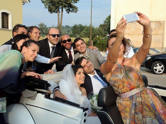 Il matrimonio di Carlo e Pina a Venticano, Avellino 12
