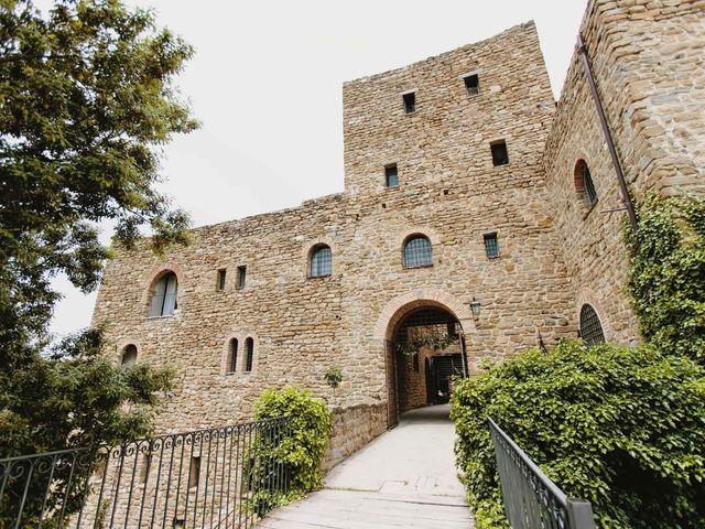 Il matrimonio di Matthew e Monica a Torgiano, Perugia 3
