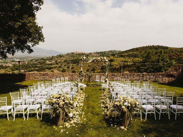 Il matrimonio di Matthew e Monica a Torgiano, Perugia 18