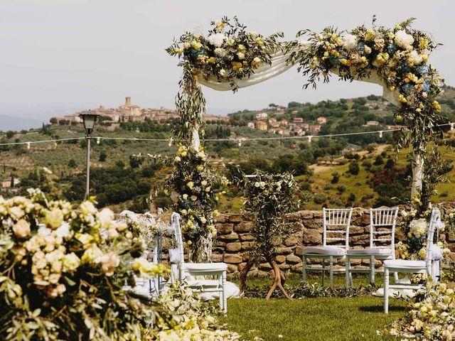 Il matrimonio di Matthew e Monica a Torgiano, Perugia 19