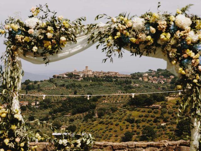 Il matrimonio di Matthew e Monica a Torgiano, Perugia 21