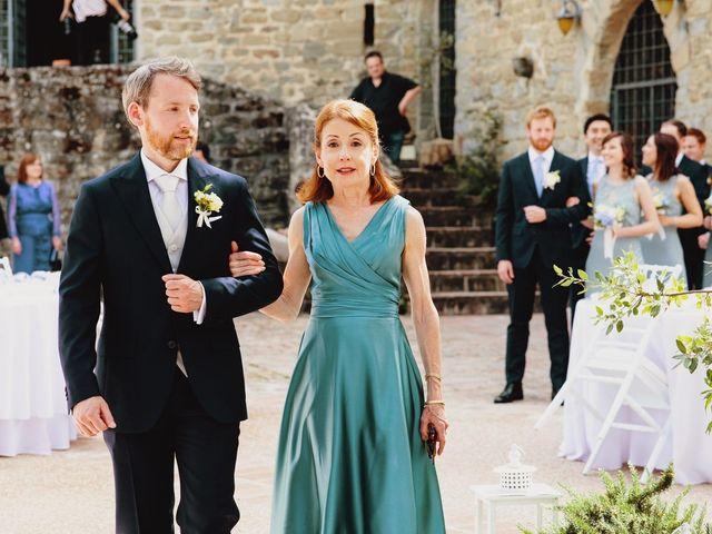 Il matrimonio di Matthew e Monica a Torgiano, Perugia 23
