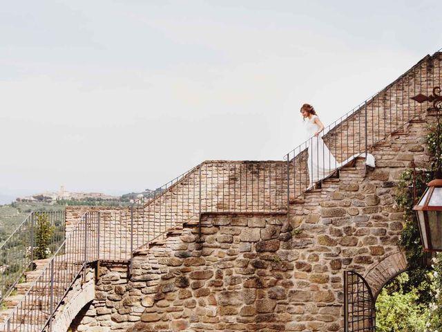 Il matrimonio di Matthew e Monica a Torgiano, Perugia 24