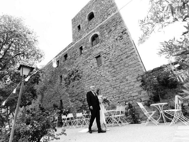 Il matrimonio di Matthew e Monica a Torgiano, Perugia 26