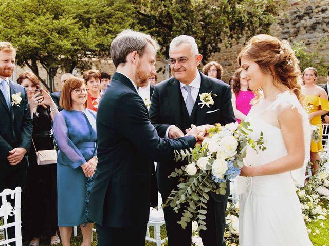 Il matrimonio di Matthew e Monica a Torgiano, Perugia 28