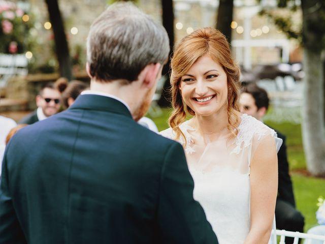 Il matrimonio di Matthew e Monica a Torgiano, Perugia 31