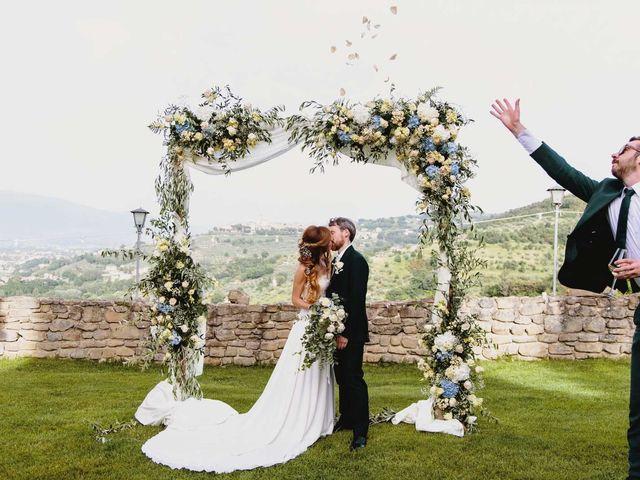 Il matrimonio di Matthew e Monica a Torgiano, Perugia 34