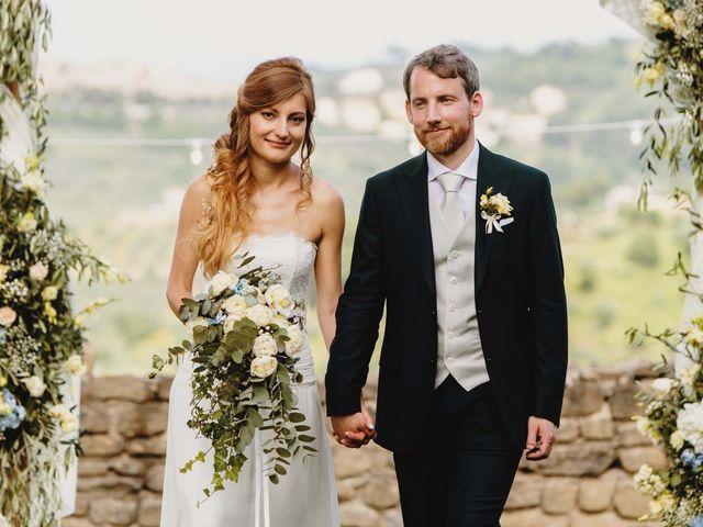 Il matrimonio di Matthew e Monica a Torgiano, Perugia 35