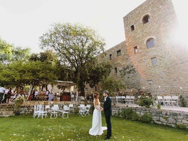 Il matrimonio di Matthew e Monica a Torgiano, Perugia 36
