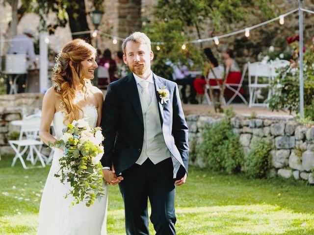 Il matrimonio di Matthew e Monica a Torgiano, Perugia 37