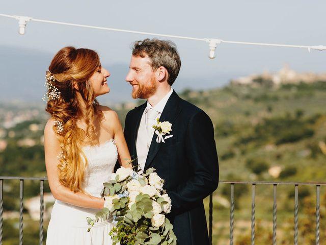 Il matrimonio di Matthew e Monica a Torgiano, Perugia 38