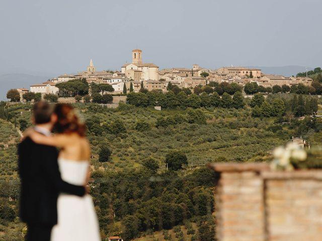 Il matrimonio di Matthew e Monica a Torgiano, Perugia 39