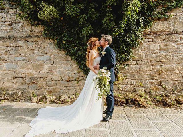 Il matrimonio di Matthew e Monica a Torgiano, Perugia 41