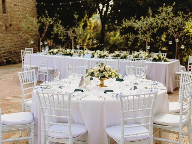Il matrimonio di Matthew e Monica a Torgiano, Perugia 42