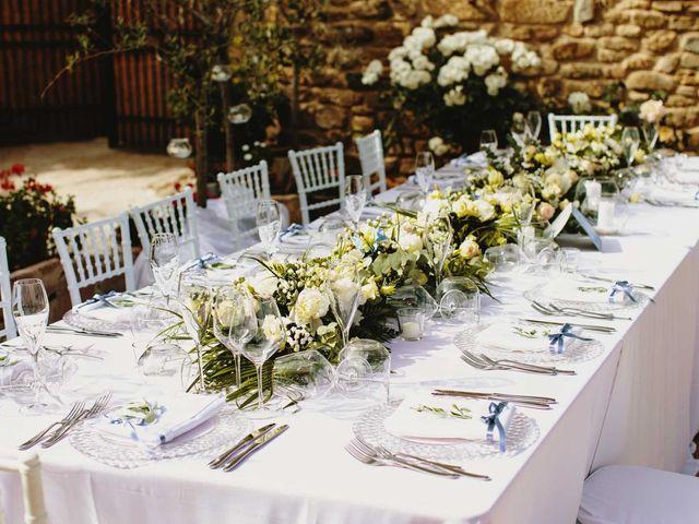 Il matrimonio di Matthew e Monica a Torgiano, Perugia 43