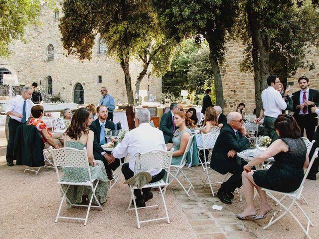 Il matrimonio di Matthew e Monica a Torgiano, Perugia 47