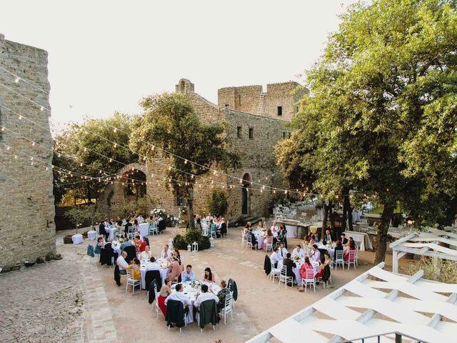 Il matrimonio di Matthew e Monica a Torgiano, Perugia 50