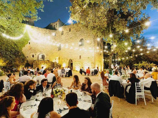 Il matrimonio di Matthew e Monica a Torgiano, Perugia 55