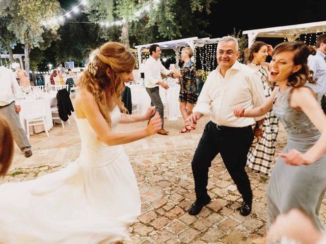 Il matrimonio di Matthew e Monica a Torgiano, Perugia 59