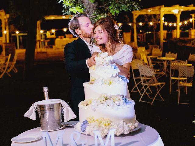 Il matrimonio di Matthew e Monica a Torgiano, Perugia 62