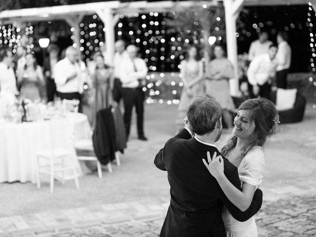 Il matrimonio di Matthew e Monica a Torgiano, Perugia 67