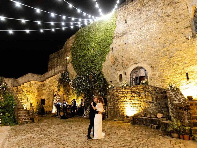 Il matrimonio di Matthew e Monica a Torgiano, Perugia 68