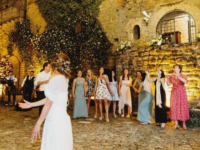 Il matrimonio di Matthew e Monica a Torgiano, Perugia 70