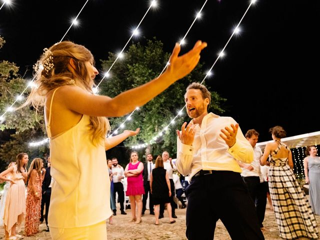 Il matrimonio di Matthew e Monica a Torgiano, Perugia 72