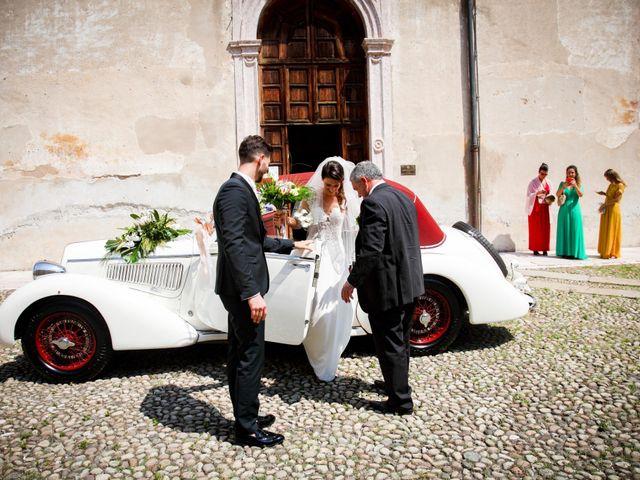 Il matrimonio di Alice e Nicola a Bassano del Grappa, Vicenza 16