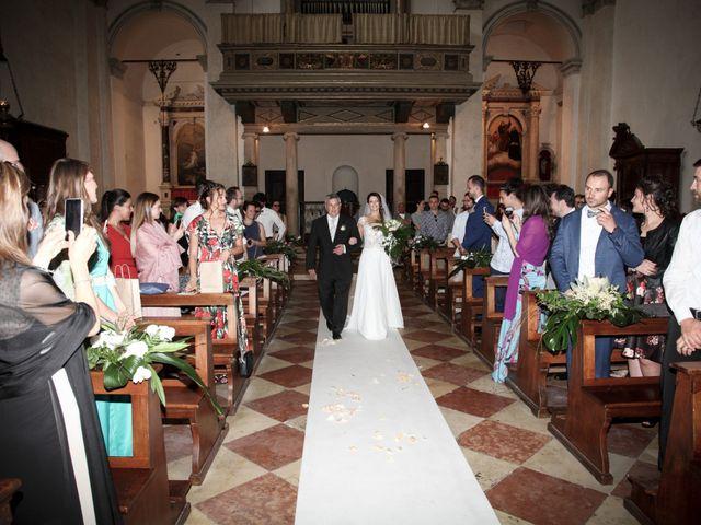 Il matrimonio di Alice e Nicola a Bassano del Grappa, Vicenza 18