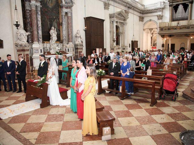 Il matrimonio di Alice e Nicola a Bassano del Grappa, Vicenza 20