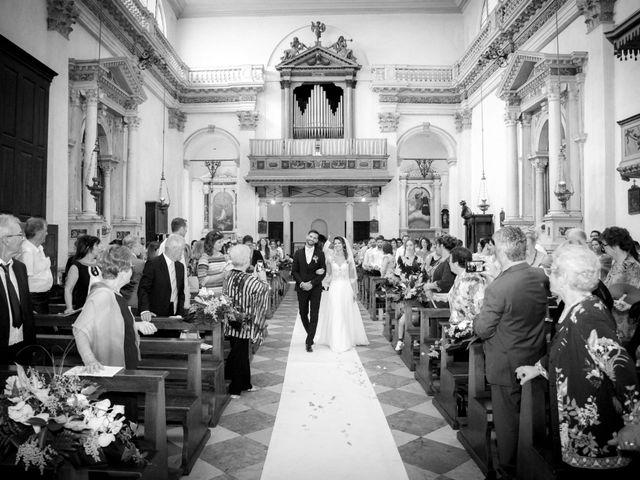 Il matrimonio di Alice e Nicola a Bassano del Grappa, Vicenza 24