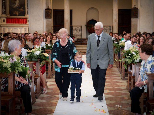 Il matrimonio di Alice e Nicola a Bassano del Grappa, Vicenza 25