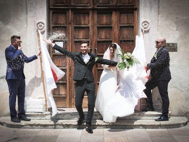 Il matrimonio di Alice e Nicola a Bassano del Grappa, Vicenza 32