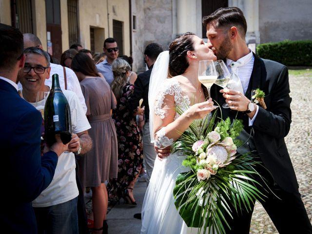 Il matrimonio di Alice e Nicola a Bassano del Grappa, Vicenza 34